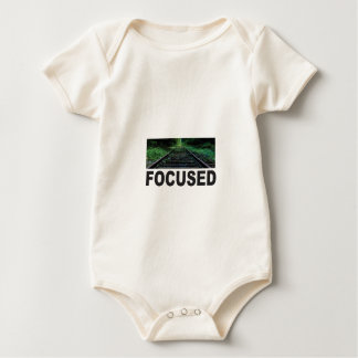 focused on the railroad baby bodysuit