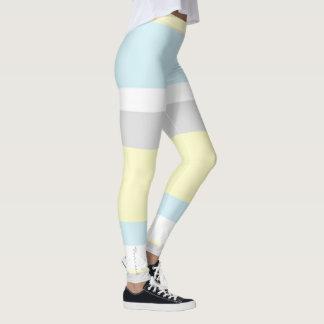 Focused Pastel Colors Leggings