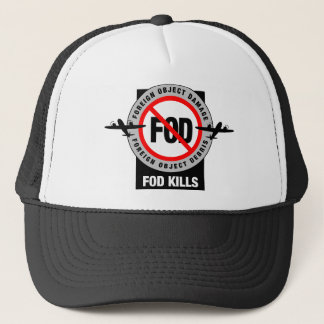 FOD KILLS TRUCKER HAT