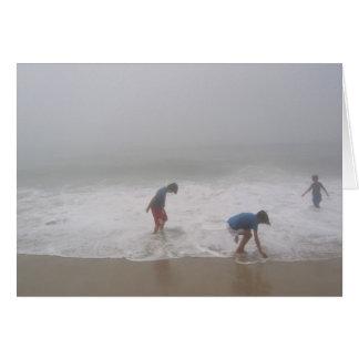 Fog at Robert Moses Card