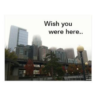 Fog City Postcard