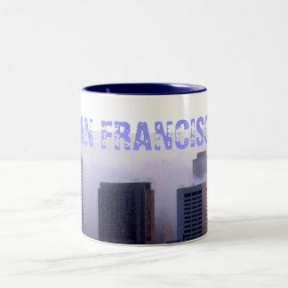 Fog Fire Mug