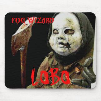 Fog Wizard - LOBO mouse pad