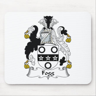 Fogg Family Crest Mouse Pad