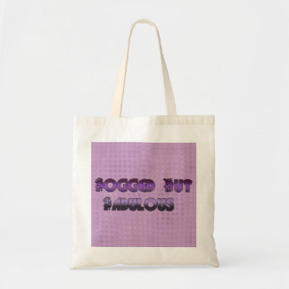 Fogged But Fabulous Tote Bag