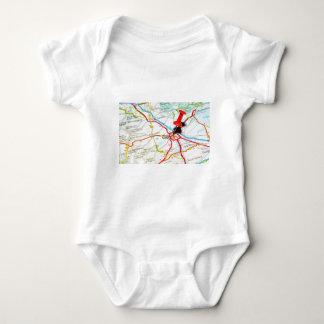 Foggia, Italy Baby Bodysuit