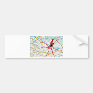 Foggia, Italy Bumper Sticker