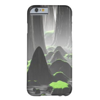 Foggy Canyon Walls Barely There iPhone 6 Case
