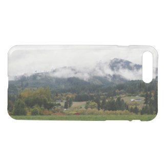 Foggy day in Woodland iPhone 8 Plus/7 Plus Case