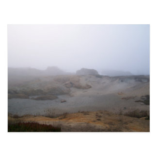 Foggy Day Postcard