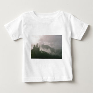 Foggy Forest Baby T-Shirt