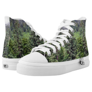 Foggy Forest Shoes