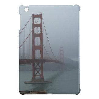 Foggy Frisco Bridge Cover For The iPad Mini