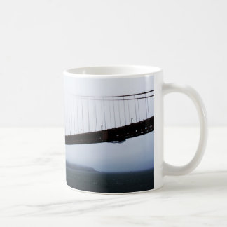 Foggy Golden Gate Coffee Mug
