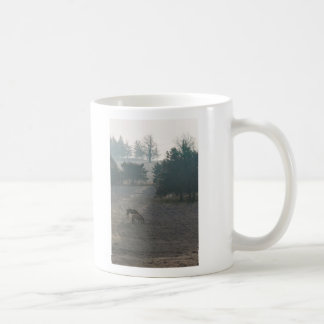 Foggy Grazing Coffee Mug