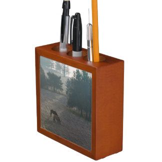 Foggy Grazing Desk Organizer