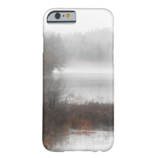 Foggy Lake on a Winter Day Barely There iPhone 6 Case