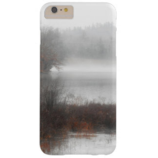 Foggy Lake on a Winter Day Barely There iPhone 6 Plus Case