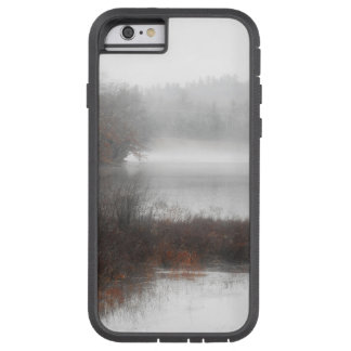 Foggy Lake on a Winter Day Tough Xtreme iPhone 6 Case