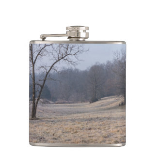 Foggy Meadow Flask