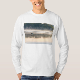Foggy Morning Flight T-Shirt