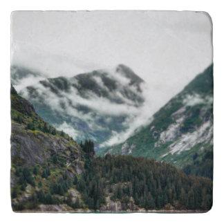 Foggy Mountain Tops Trivet