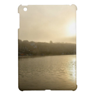 Foggy Whitby morning iPad Mini Cover