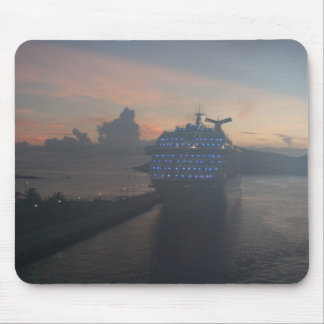 Foggyship Mouse Pad