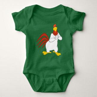 Foghorn Leghorn | Mischievous Stare Baby Bodysuit