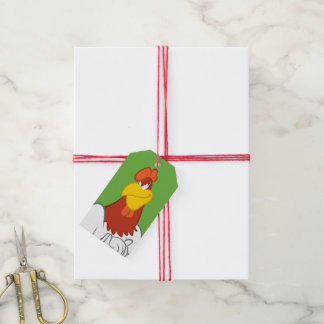 Foghorn Leghorn | Mischievous Stare Pack Of Gift Tags