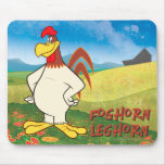 Foghorn Standing Mousepad
