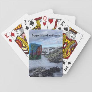 Fogo Island Playing Cards