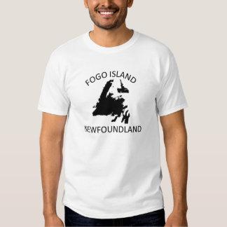 Fogo Island T-shirts