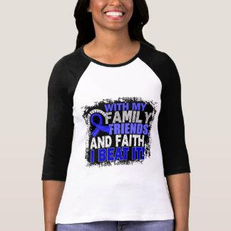Foi anale d'amis de famille de survivant de Cancer T-shirt