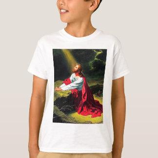 foi bénissant le grès inspiré de Jésus d'espoir T-shirt
