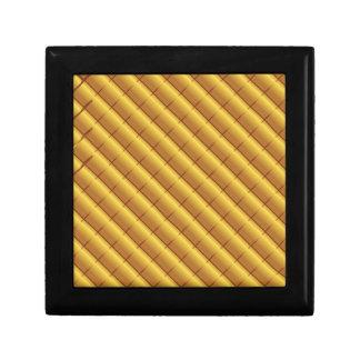 foil pattern gift box