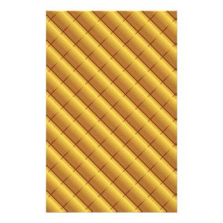 foil pattern stationery