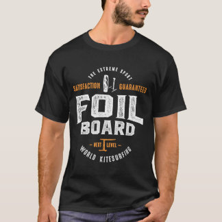 Foilboard Kitesurfing T-Shirt