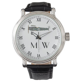 FOKKER D VII | Monogrammed Wrist Watch