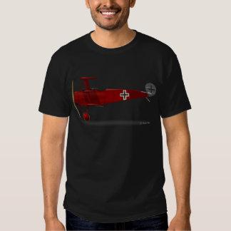 Fokker Dr 1 Triplane T Shirts