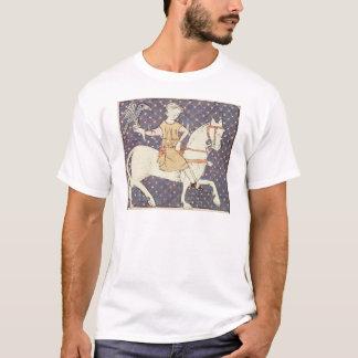 Fol.58v May: Falconry T-Shirt
