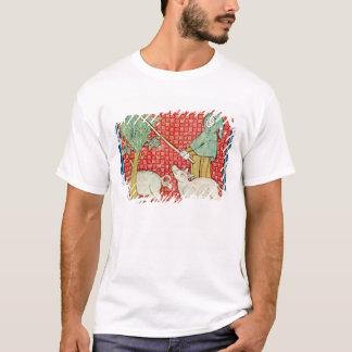 Fol.59v November: Gathering Acorns T-Shirt
