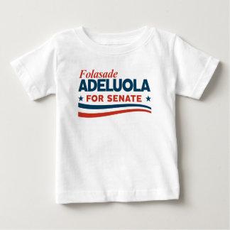 Folasade Adeluola for Senate Baby T-Shirt