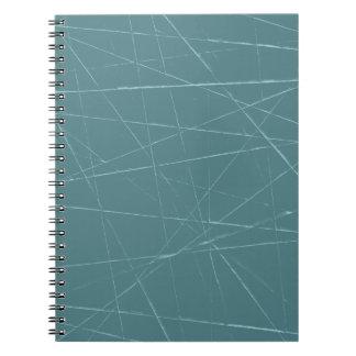 Fold it in notebook
