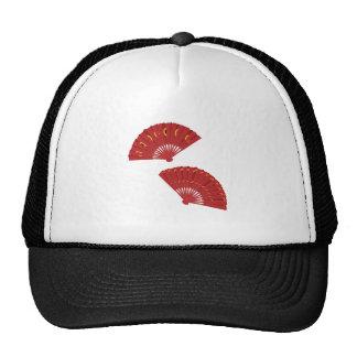 Folding Fans Trucker Hat