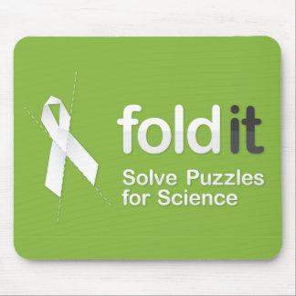 Foldit Mousepad