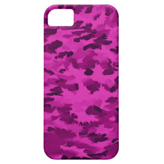 Foliage Abstract  Pop Art Violet iPhone 5 Cases