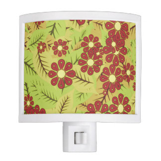 Foliage and flowers nite lights