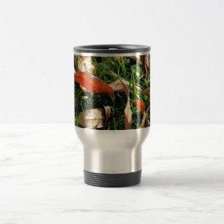 Foliage and Grass Travel Mug