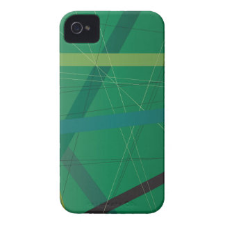 Foliage Criss Cross iPhone 4 Case-Mate Cases